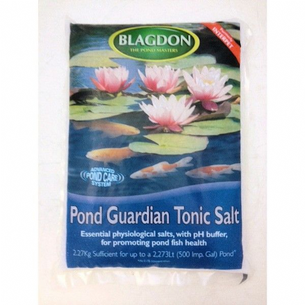 Pond Guardian Tonic Salt 2250L